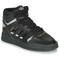Scarpe Sneakers basse adidas Originals DROP STEP Nero / Argento