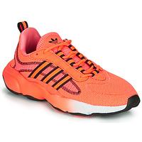 Scarpe Donna Sneakers basse adidas Originals HAIWEE J Arancio / Nero