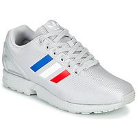 Scarpe Sneakers basse adidas Originals ZX FLUX Grigio