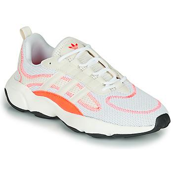 Scarpe Unisex bambino Sneakers basse adidas Originals HAIWEE W Bianco