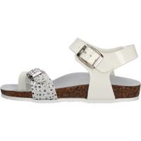 Scarpe Bambina Sandali Gold Star - Sandalo bianco 8896AT BIANCO