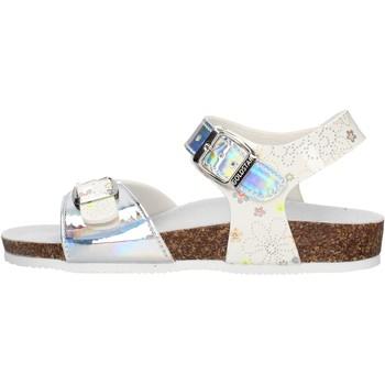 Scarpe Bambino Sandali Gold Star - Sandalo ghiaccio 8846PF BIANCO