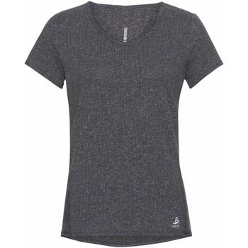Abbigliamento Donna T-shirt maniche corte Odlo T-shirt femme  Lou Linencool gris