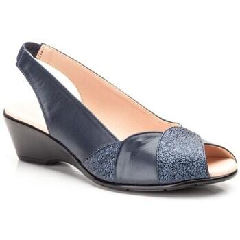 Scarpe Donna Sandali Cbp - Conbuenpie  Bleu