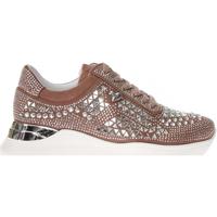 Scarpe Donna Sneakers basse Braccialini Tua T63 PINK-UNICA - Sneaker Stras  Rosa