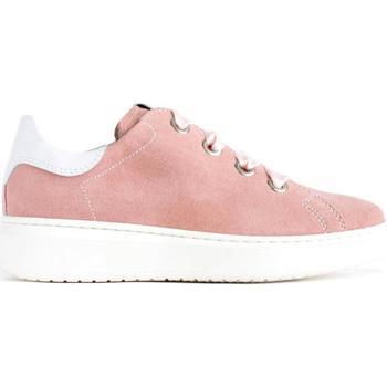 Scarpe Bambina Sneakers basse NeroGiardini ATRMPN-19777 Rosa
