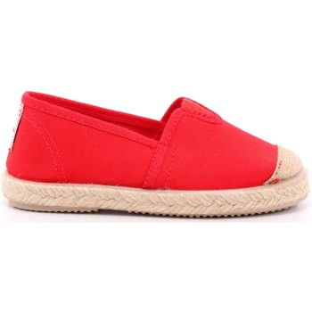 Scarpe Unisex bambino Slip on Cienta 86 - 44000 Rosso