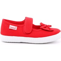 Scarpe Bambina Ballerine Cienta 83 - 56060 Rosso
