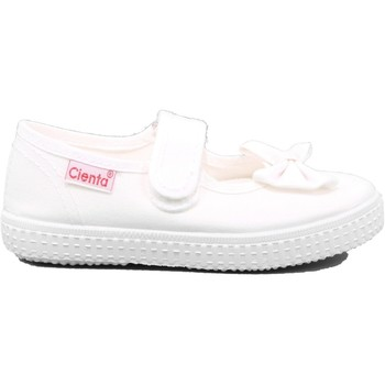 Scarpe Bambina Ballerine Cienta 82 - 56060 Bianco
