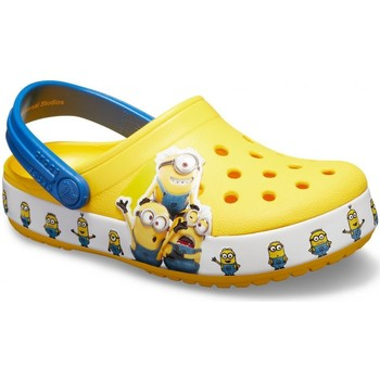 Scarpe Unisex bambino Zoccoli Crocs CR.205512-YEL
