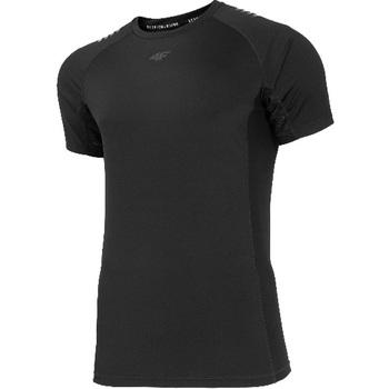 Abbigliamento Uomo T-shirt maniche corte 4F Men's Functional T-shirt Noir