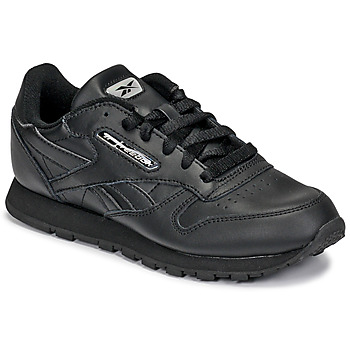 Scarpe Unisex bambino Sneakers basse Reebok Classic CLASSIC LEATHER Nero