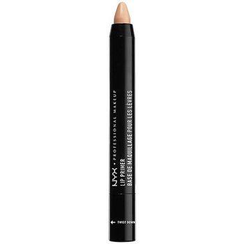 Bellezza Donna Fondotinta & primer Nyx Lip Primer Lip Makeup Base deep Nude 13,6 Gr