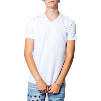 Abbigliamento Uomo T-shirt maniche corte Brian Brome 23/102-398 Bianco