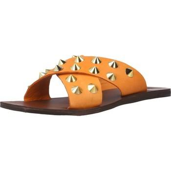Scarpe Donna Ciabatte Inuovo 478003I Arancione