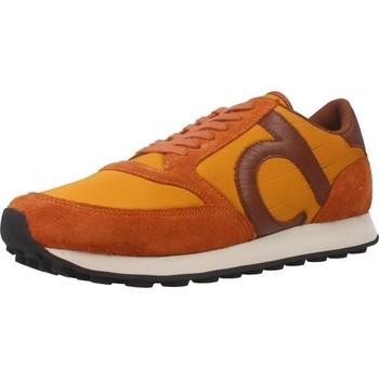Scarpe Uomo Sneakers basse Duuo D100011 Marrone