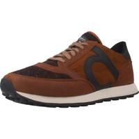 Scarpe Uomo Sneakers basse Duuo D100015 Marrone