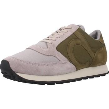 Scarpe Uomo Sneakers basse Duuo D100024 Verde