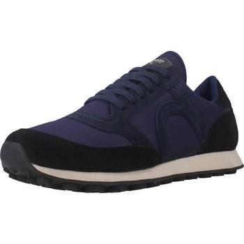 Scarpe Uomo Sneakers basse Duuo D100026 Blu
