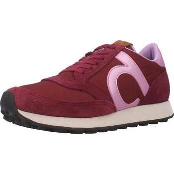 Scarpe Donna Sneakers basse Duuo D401027 Rosso