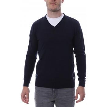 Abbigliamento Uomo Maglioni Hungaria H-16TLM0E0EV Blu