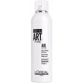 Bellezza Maschere &Balsamo L'oréal Tecni Art Air Fix Pure  400 ml