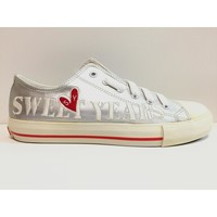 Scarpe Donna Sneakers basse Sweet Years ATRMPN-19854 Argento