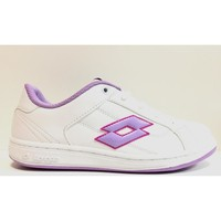 Scarpe Donna Sneakers basse Lotto ATRMPN-19861 Bianco