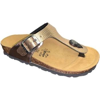 Scarpe Unisex bambino Infradito Biochic 4031S sandali Brown