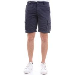 Abbigliamento Uomo Shorts / Bermuda 40weft NICK 5035 Blu