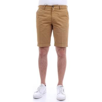 Abbigliamento Uomo Shorts / Bermuda 40weft SERGENTBE 979 CAMMELLO