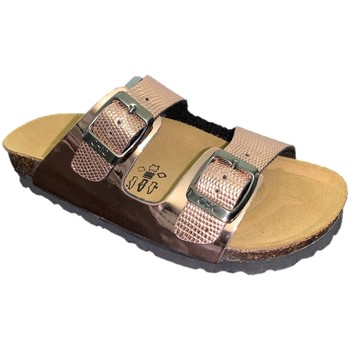 Scarpe Unisex bambino Ciabatte Biochic 4001 sandali Brown