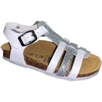 Scarpe Unisex bambino Sandali Biochic 4465R sandali White