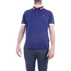 Abbigliamento Uomo Polo maniche corte Navigare NV72048 Polo Uomo bluette bluette