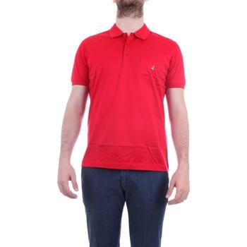 Abbigliamento Uomo Polo maniche corte Navigare NV72051 Polo Uomo rosso rosso