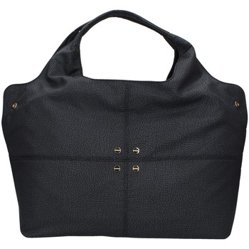 Borse Donna Tote bag / Borsa shopping Borbonese 934465x96 Nero
