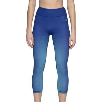 Abbigliamento Donna Leggings 4F Women's Functional Trousers Bleu