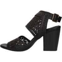 Scarpe Donna Scarpe acquatiche Bueno Shoes - Sandalo nero 1004 NERO