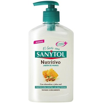 Bellezza Corpo e Bagno Sanytol Jabón De Manos Antibacteriano Nutritivo  250 ml
