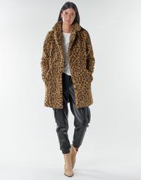 Abbigliamento Donna Cappotti Noisy May NMGABI Marrone