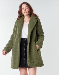 Abbigliamento Donna Cappotti Noisy May NMGABI Kaki