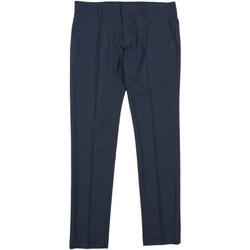 Abbigliamento Uomo Pantaloni da completo Antony Morato mmtr00532-fa650175 Blu