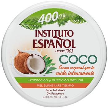 Bellezza Idratanti & nutrienti Instituto Español Coco Crema Corporal Super Hidratante  400 ml