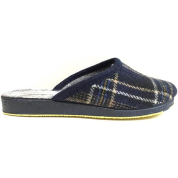 Scarpe Donna Pantofole Gidon ATRMPN-19910 Blu