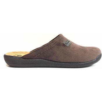Scarpe Uomo Pantofole Inblu ATRMPN-19929 Marrone