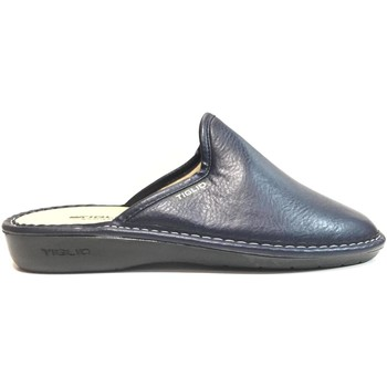 Scarpe Uomo Pantofole Tiglio ATRMPN-19933 Blu