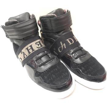 Scarpe Bambina Sneakers alte Deha ATRMPN-19938 Nero