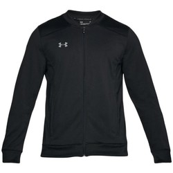 Abbigliamento Uomo Giacche sportive Under Armour Challenger II Track Jacket Nero