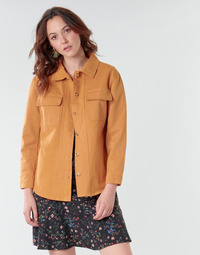 Abbigliamento Donna Giacche / Blazer Betty London NISOI Cognac