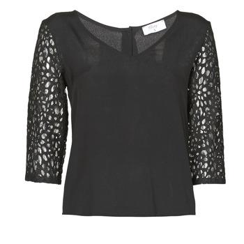 Abbigliamento Donna Top / Blusa Betty London NIXE Nero